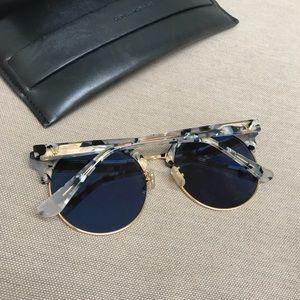 0e88576781a6 Gentle Monster Accessories - Gentle Monster moon cut 55mm sunglasses